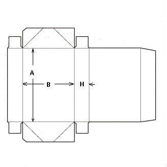 1 коробка с откидной крышкой_350*350